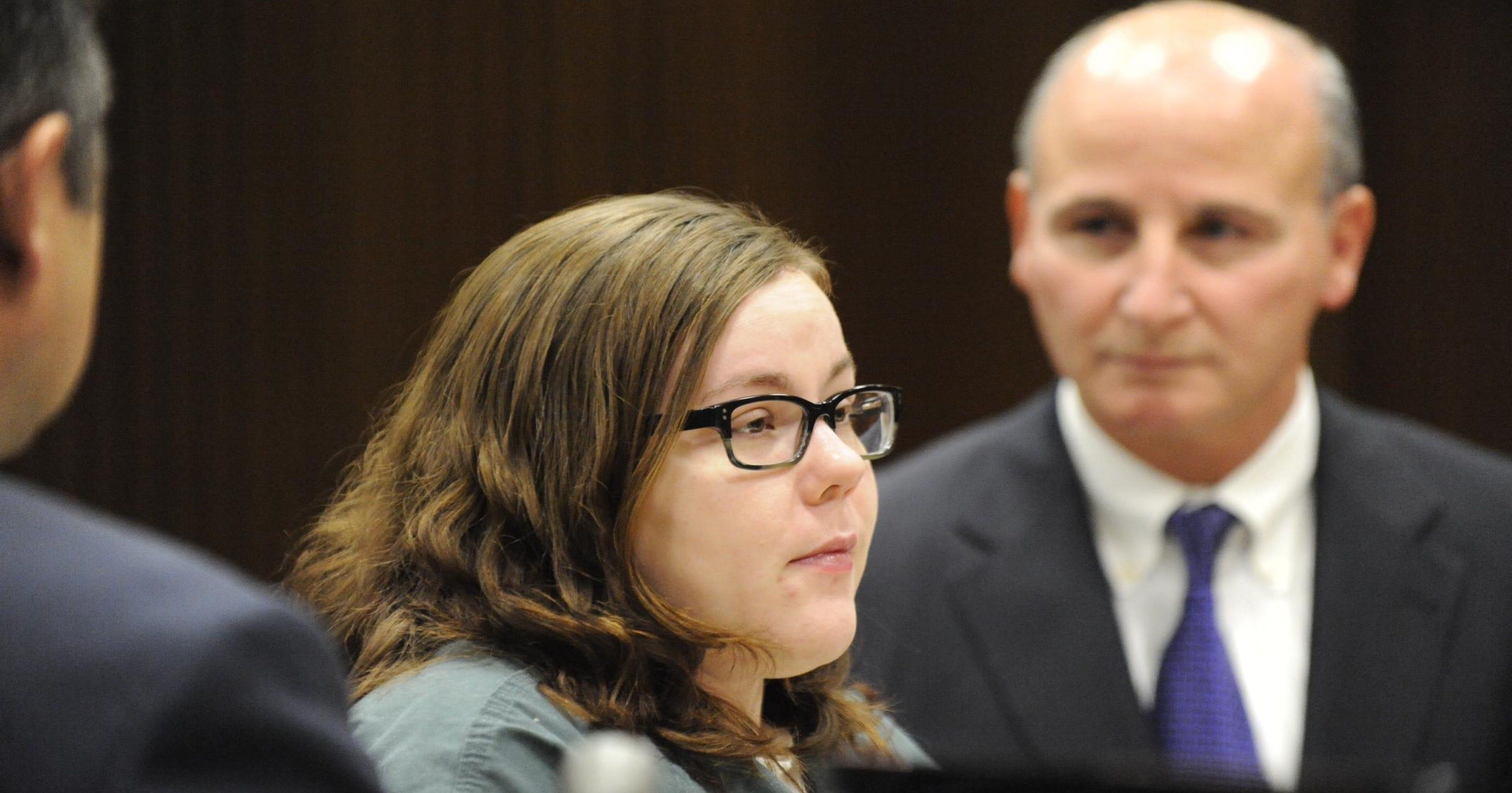 Wyandotte woman gets 9-20 years in death of newborn son