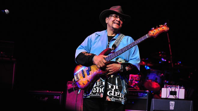 Billy Cox, legendary bassist from The Jimi Hendrix Experience and Band Of Gypsys.