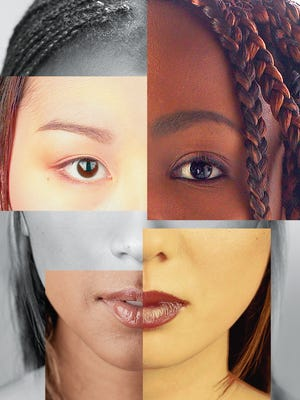 """""""RACE: Are We So Different?"""" runs through April 3 at the Science Center of Iowa."""
