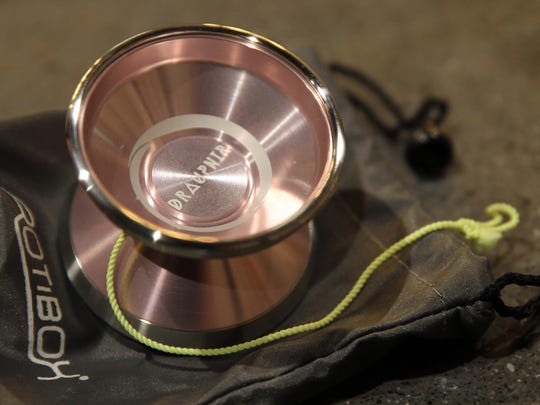 A Yoyorecreation Draupnir, the jewel in the collection