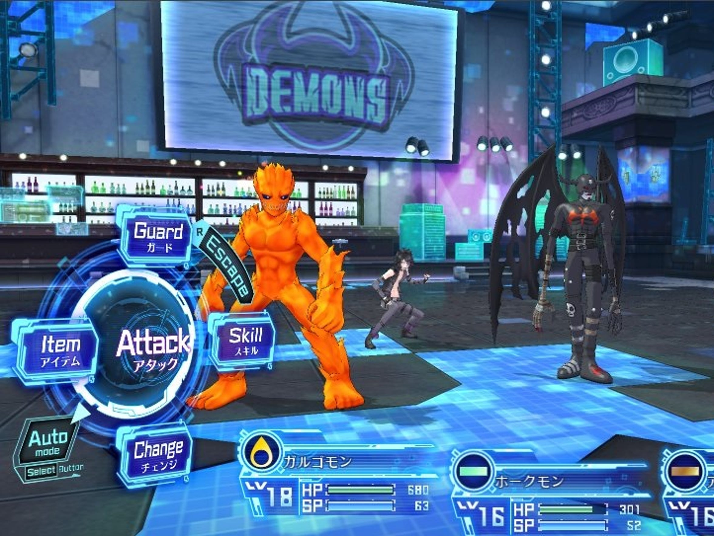 "In addition to its RPG elements, ""Digimon Story Cyber"