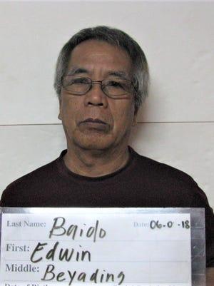 Edwin Beyading Baido