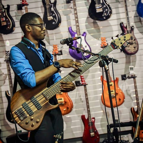 Pocket City Sounds: Jazz prodigy Monte Skelton