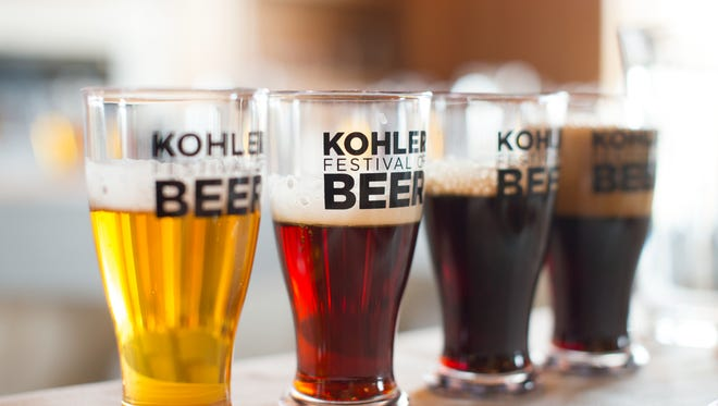 Kohler Festival of Beer, April 28-29, features a variety of events for craft beer lovers.