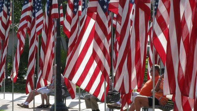 Bonita Springs' Memorial Day service is scheduled for Monday at Riverside Park.