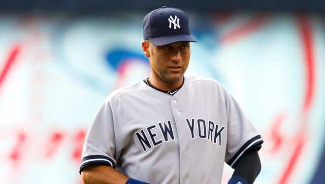 Derek Jeter, 39, was limited to 17 games last season while recovering from injuries.