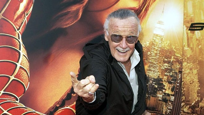Stan Lee created superheroes who had less than super private lives and personalities.