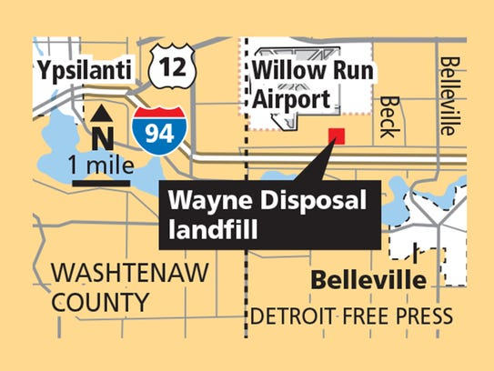 Radioactive Waste From Former Ohio Military Supplier Headed To - Us ecology map