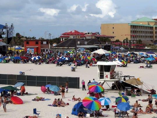 Gulf Coast Summer Fest on Pensacola Beach