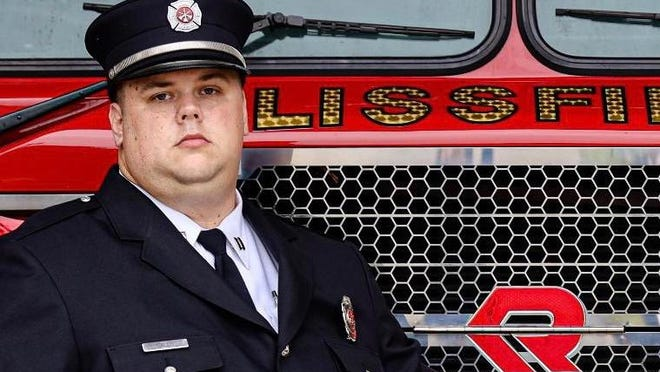 Blissfield Township Fire Department Capt. Joseph Gallo, 34, died from injuries sustained in a single-vehicle crash Nov. 17, when he was responding to a fire call in Deerfield Township. Gallo was a member of the Blissfield Township department since 2014. He also served as a firefighter/EMT with the Madison Township Fire Department since October 2018.