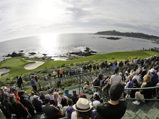 Prestigious Pebble Beach will host its first U.S. Women?s