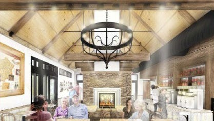 La Madeleine is set to open this winter at the Foothills mall