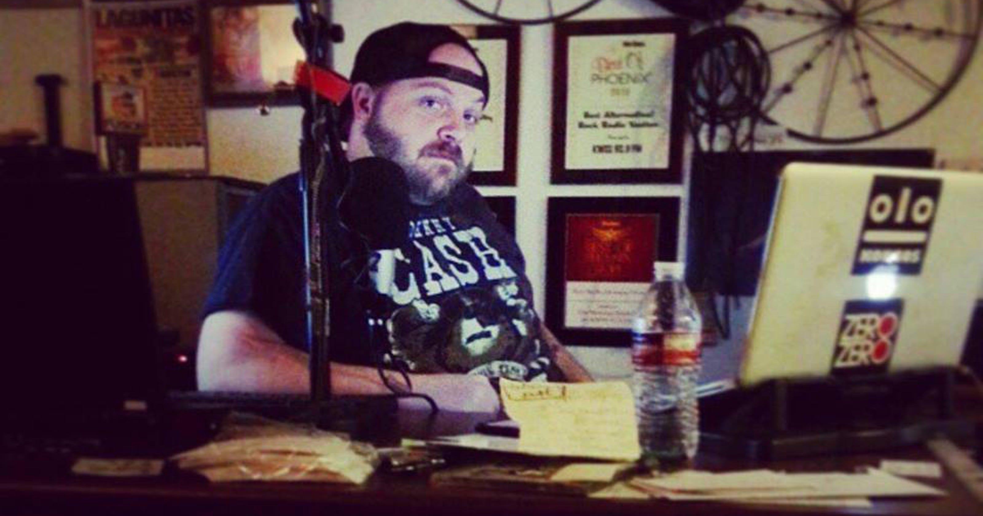 Beef Vegan, local rockers celebrate his anniversary live on KWSS