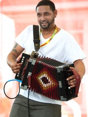 Advertiser file photo Cedryl Ballou and the Zydeco