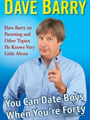 Dave Barry Book Jacket