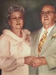 Portrait of the late Aliese and John Price, whose nonprofit foundation is headquartered in North Fort Myers