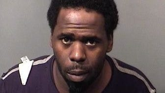 Rashad Henderson, 33, of Merritt Island, charges: Agg assault w/deadly weapon wo intent kill; 2 counts of poss firearm/weapon/ammo by convicted felon; shoot/throw missile in dwell/veh/bldg/aircraft-agg asslt; agg assault w/deadly weapon wo intent kill; poss firearm/weapon/ammo by convicted felon; use display weapon during felony under indictment.