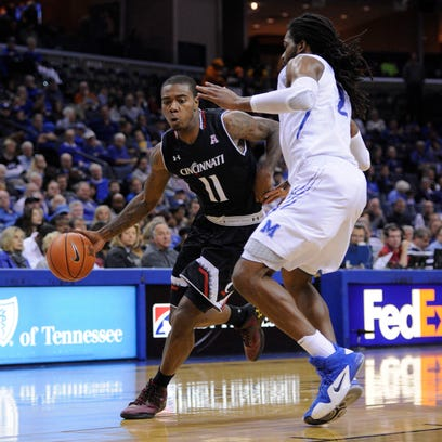 UC at Memphis men's basketball