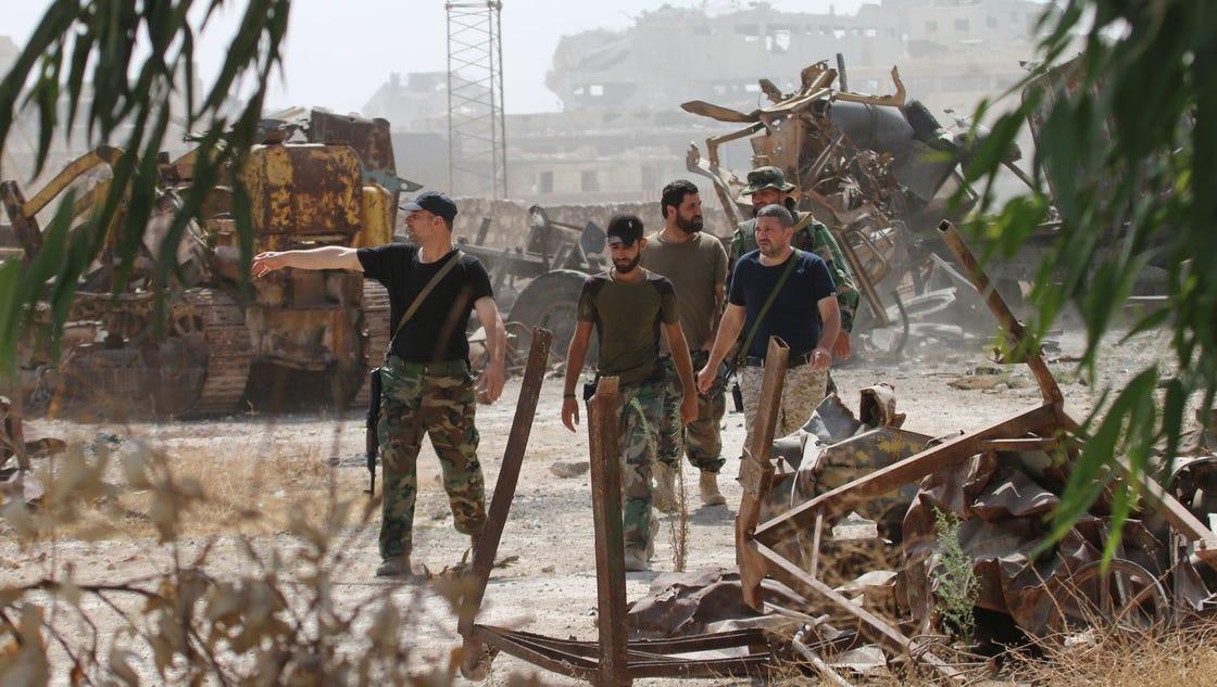 resumes humanitarian aid to Syria
