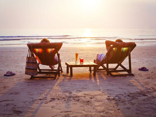 Having a CPA manage your tax return could be a day at the beach for you.