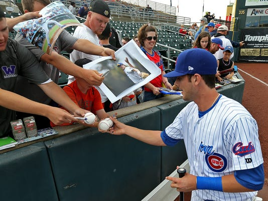 Stories you didn't know about Kris Bryant, Anthony Rizzo and
