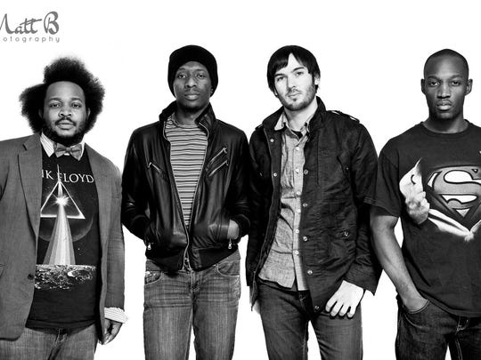 Seattle funk band Down North will play for Wulapalooza on April 25.