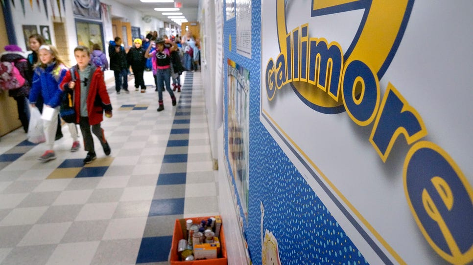 Gallimore is one of three Plymouth-Canton buildings scheduled to close next year. Unlike Allen Elementary and the Tanger Center, though, Gallimore will be repurposed for educational purposes.