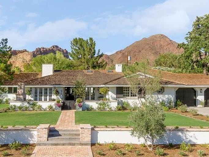 Luxury Homes 3 6M Paradise Valley Home Features
