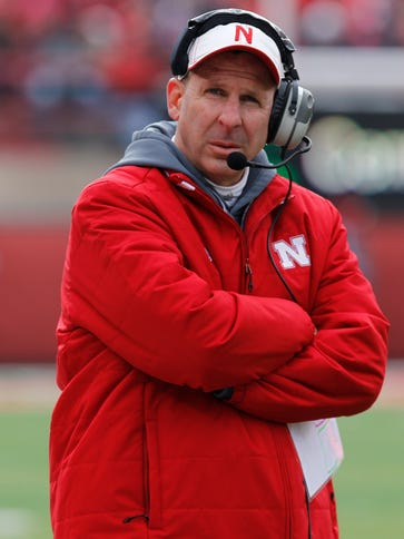 Bo Pelini and Nebraska have dropped two conference