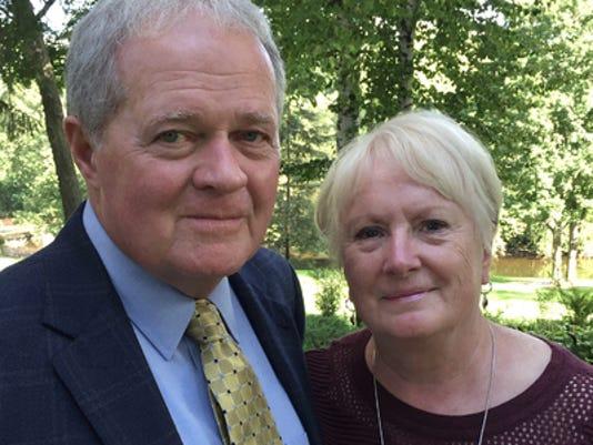 Anniversaries: John Gates & Linda Gates