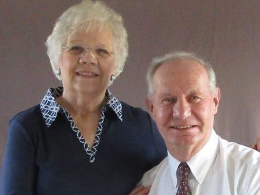 Anniversaries: Merle Gick & Kay Gick