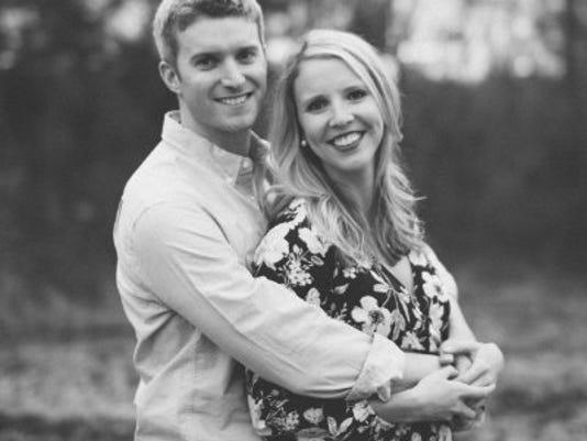 Engagements: Allison Renee McCullough & Andrew Reid Lovell