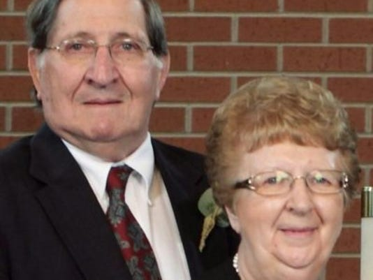 Anniversaries: John Tunender & Mary Lou Tunender