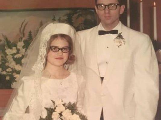 Anniversaries: Karin Jenkins & Ivan Lanius