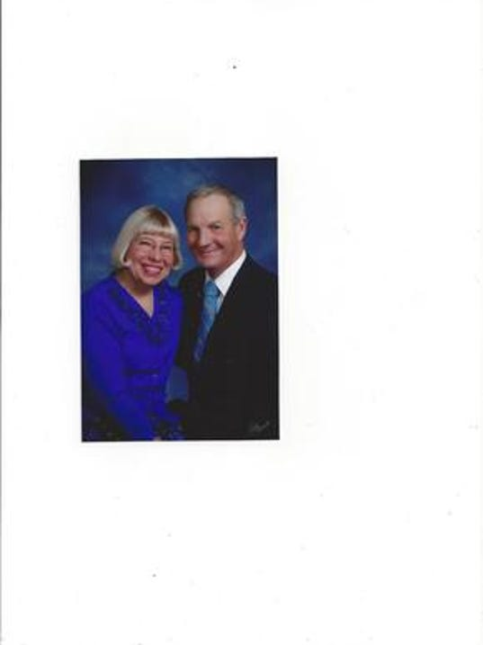 Anniversaries: Fred    Fred Zell & Diane Zell