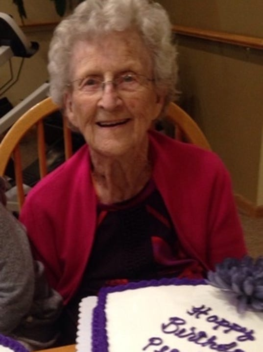 Birthdays: Pearl Nielson