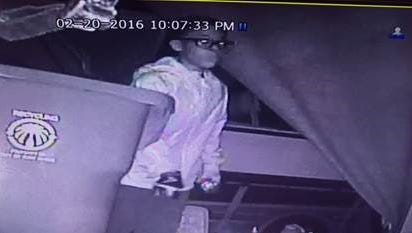 Several subjects were caught on camera Saturday night and wanted for questioning by Fort Myers Police after a string of burglaries in the area.