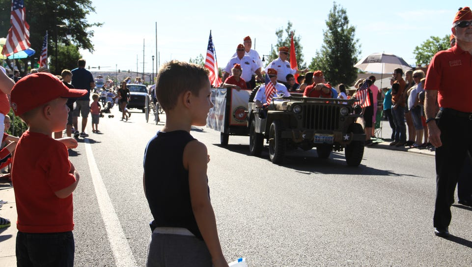 Washington County residents celebrate Pioneer Day a