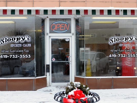 Sloopy's Sports Cafe has moved into the old Pizza House location at 226 Madison St. in downtown Port Clinton.