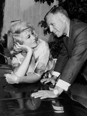 Peyton Place star Dorothy Malone and executive producer