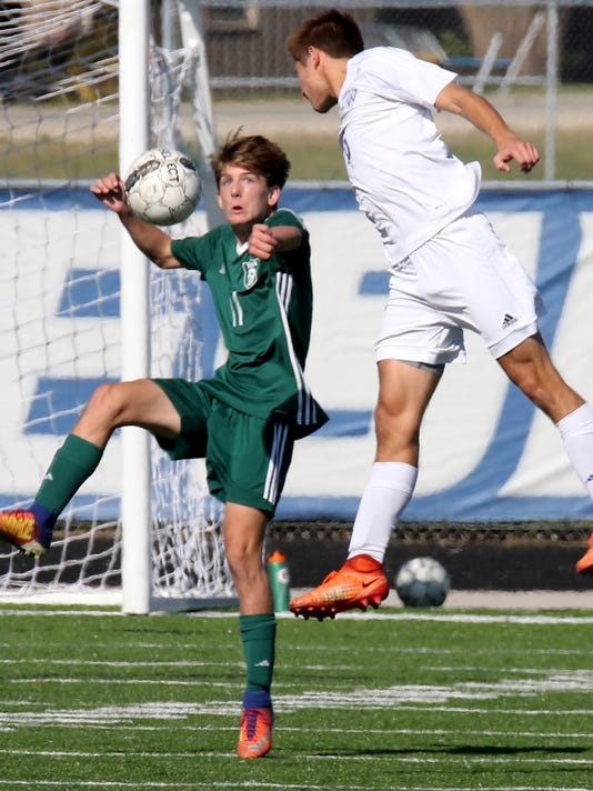 Wauwatosa West Boys Soccer at Waukesha West