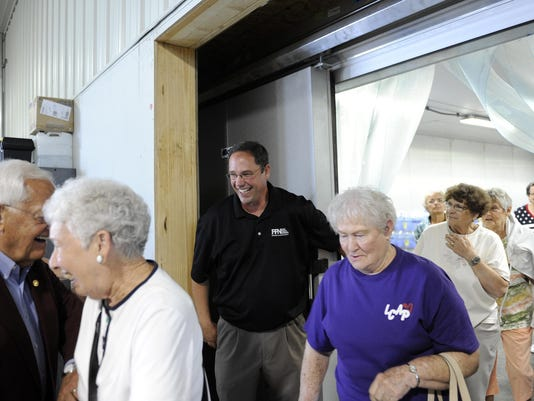 Food Pantry Network of Licking County open house