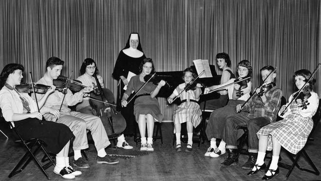 Holy Family Conservatory of Music, sponsored by the Franciscan Sisters of Christian Charity and founded to provide music instruction and performance, will celebrate its 90th anniversary on Thursday, Dec. 10.