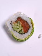 Safeway – tuna roll Wednesday, April 12, 2017 in Phoenix,
