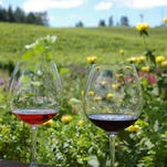California wines will be featured at two upcoming wine dinners.