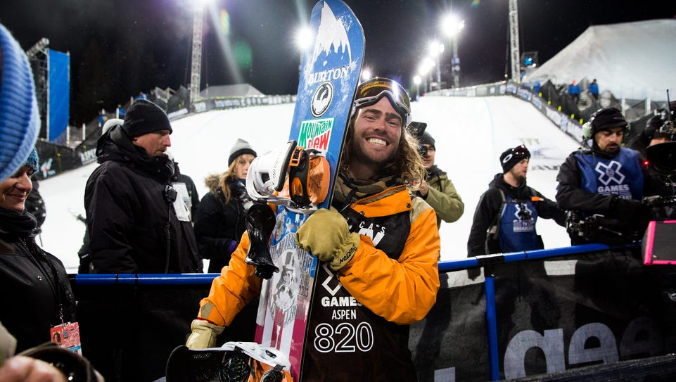 Milford native Danny Davis is all smiles after capturing