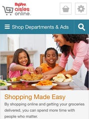 Hy-Vee now offers an online shopping service.