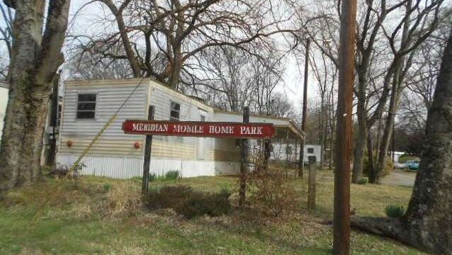 Condos, townhomes and duplexes are planned for the Meridian Mobile Home Park location at 1801 Meridian St.,