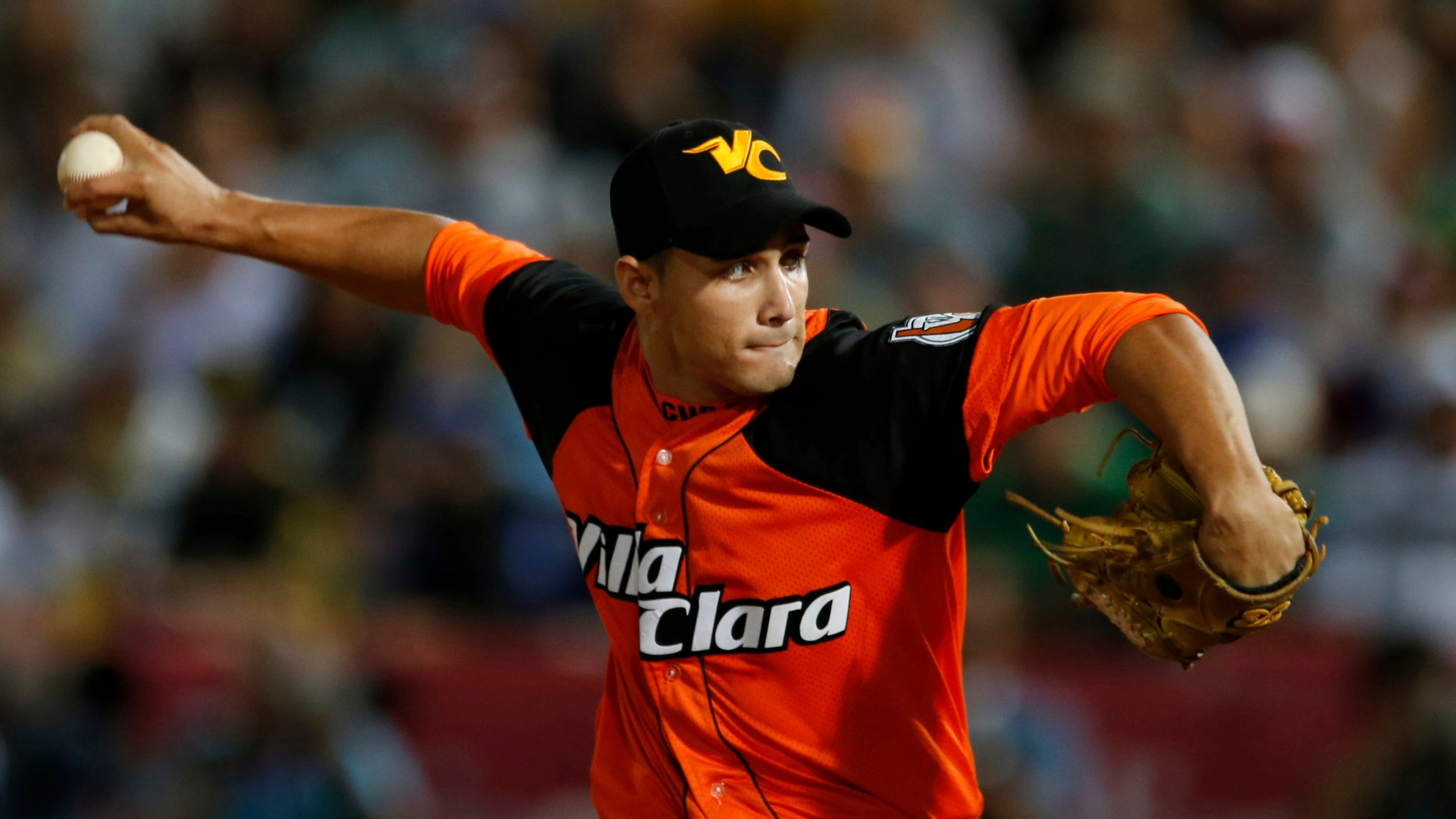 Cuban pitcher Norge Ruiz gets $2M signing bonus with A's