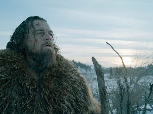 The Revenant 20th Century Fox art